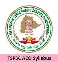 TSPSC AEO Syllabus