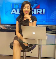 1 - Keep my name out of your childish drama – SEXY NTV anchor DOREEN MAJALA tells RINGTONE after he said she wanted to taste his whopper