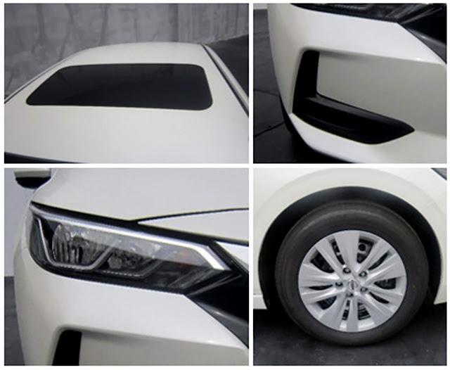 Novo Nissan Sentra 2020 - detalhes