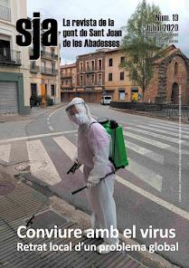 Portada Revista SJA Edició Juliol 2020