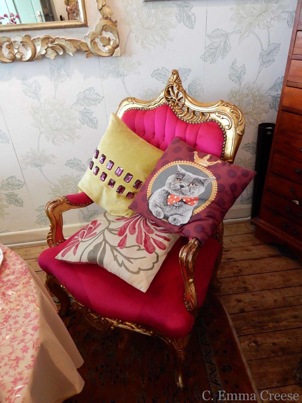 Lord Hurst Tea Rooms Menu