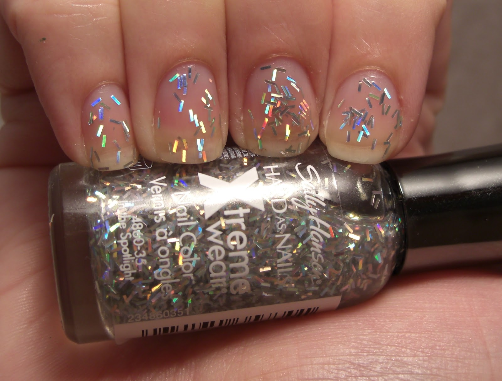 Glitter Obsession Sally Hansen Spam