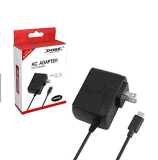 AC Adapter Charger for Nintendo Switch, YCCTEAM Switch Charger AC Adapter Power Supply 15V 2.6A  Fast Charger Buy Online