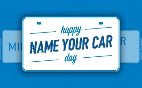 National Name Your Car Day Wishes pics free download