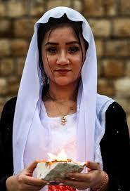 Foto Seorang Wanita Yazidi | catatanadi.com