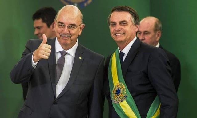 Osmar Terra manda recado à Bolsonaro: Estou pronto para servir ao Brasil como ministro da Saúde