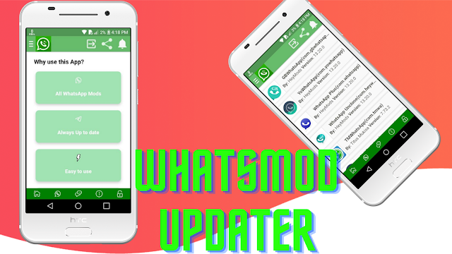 Download WhatsMOD Updater APK