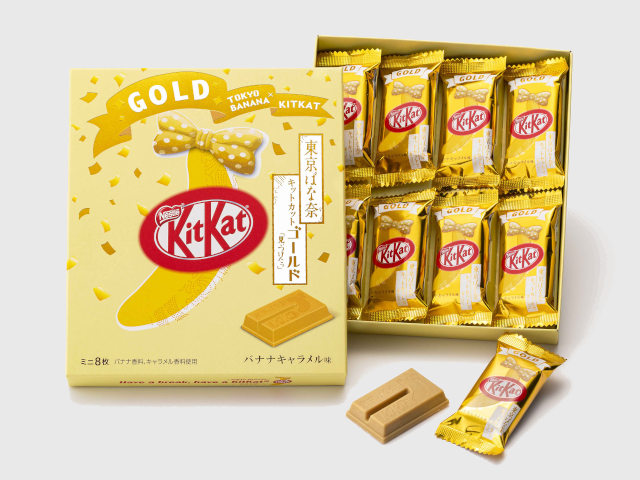 KitKat Rasa Baru Ini Hanya Ada di Jepang loh! Emang Rasa Apa?