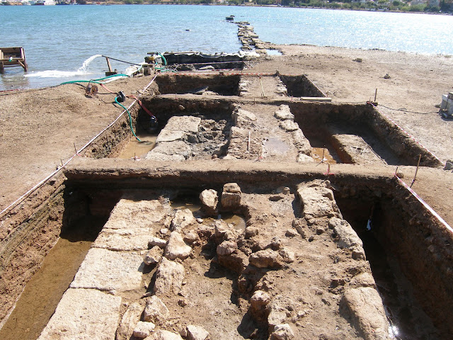 Results of the 2020 Salamis underwater survey