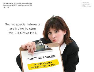 Elk Grove City Councilman Voices Third Robo Call; Region Business Sending Mailer