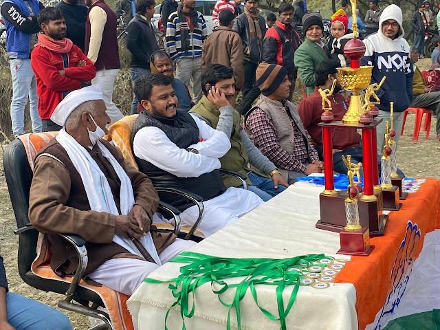 Many programs of Lalan Kumar in Bakshi Ka Talab