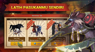Game war of angels mod apk Terbaru v1.2.2 Full version