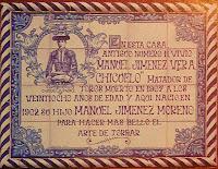 """Resultado de imagen de Manuel Jiménez Moreno """"Chicuelo"""""""