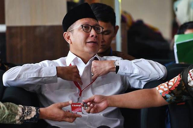 Mantan Menteri Agama Nyuruh Aa Gym Buat Mikir