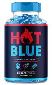 Hot Blue caps