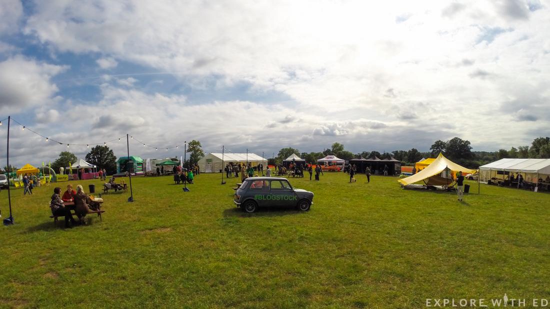 Blogstock, Festival Area