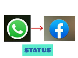 Cara Membagikan Status WhatsApp ke Facebook Stories