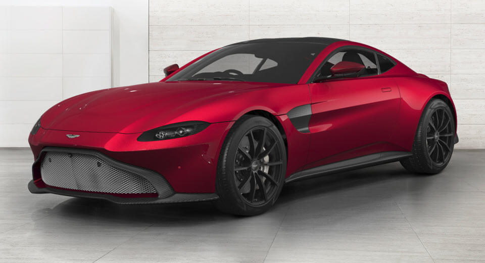 New Aston Martin Vantage GTE launched