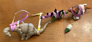 Scissor Skill Activity - Toy Rescue
