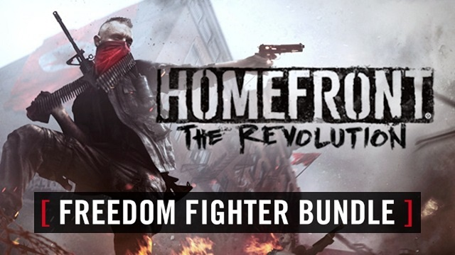 preview homefront the revolution freedom fighter bundle