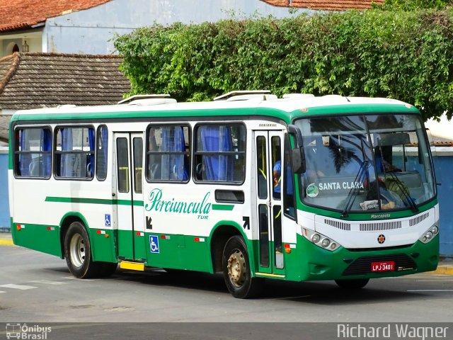Mobilidade nas Ruas: Distrito de Purilândia (Porciúncula)