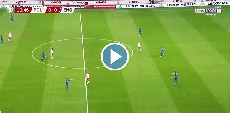 Poland vs England Live Score