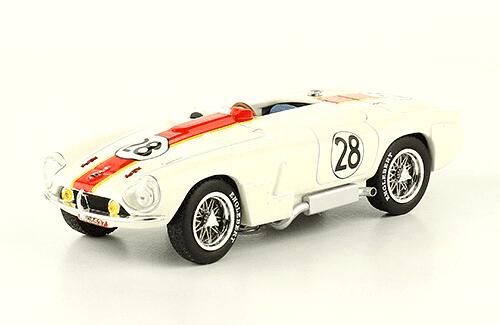 Pegaso Z-102 1953 24 Horas de Le Mans 1:43 camiones pegaso salvat