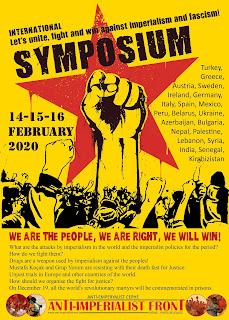 anti emperyalist cephe halk cephesi dünya