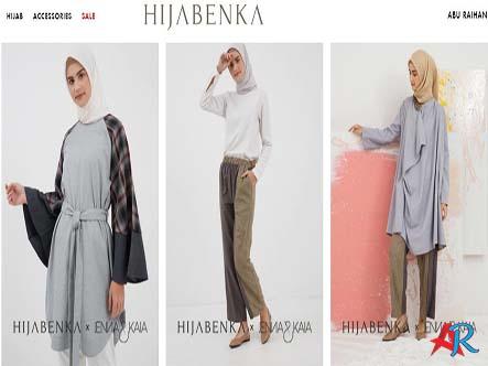 Koleksi Busana Muslim Hijabenka