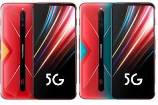أفضل هواتف ذكية تدعم الجيل الخامس 5G