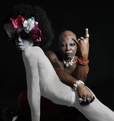 'My Virgins help me communicate with all my dearly departed'- Charly Boy