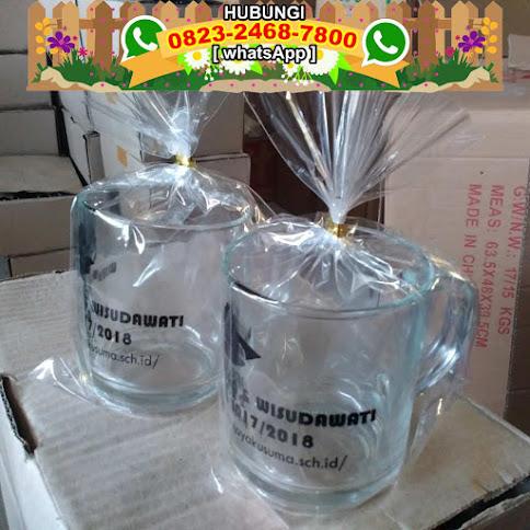 gelas souvenir polos 54370