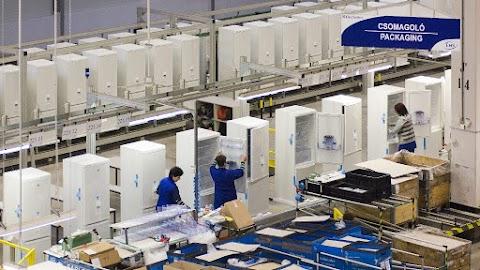 Jövő év elején kezdi meg nyíregyházi hűtőgépgyárának fejlesztését a svéd Electrolux