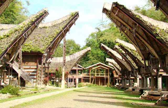Tanah Toraja Sulawesi Selatan