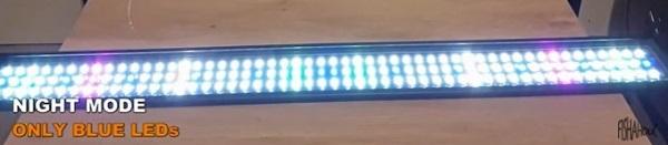 Yescom LED Light Night Mode