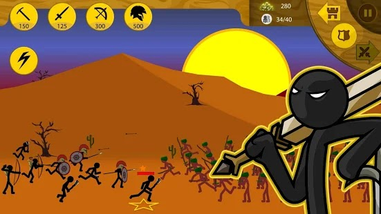Stick War: Legacy Apk Mod Free on Android Game Download