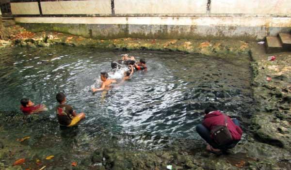 Mata Air Desa Sumberarum