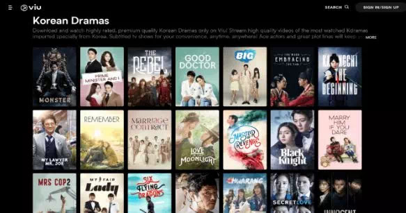 10 Situs Nonton Film Drama Korea Terbaik-10