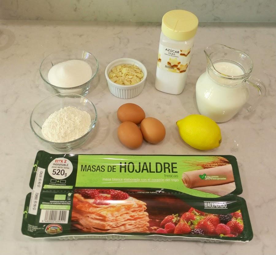 ingredientes-hojaldre-crema-pastelera