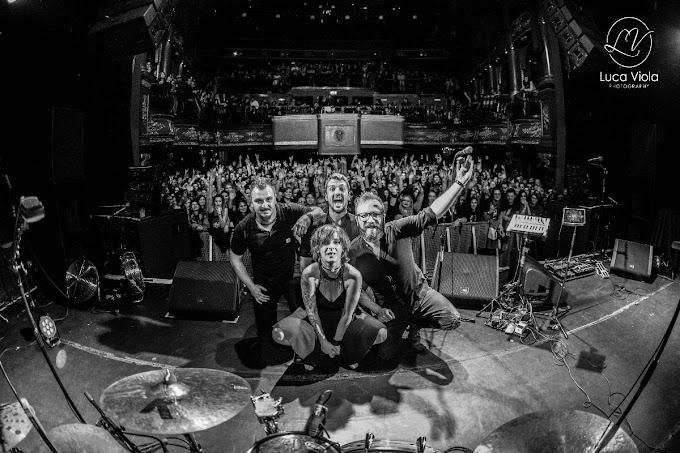 El rock alternativo italiano de The Shiver llega a nuestra web. Conocelos.