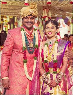 Manchu Manoj and Pranathi