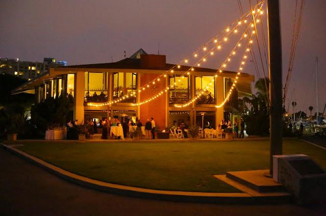 Affordable Wedding Venues In Southern California california yacht club wedding