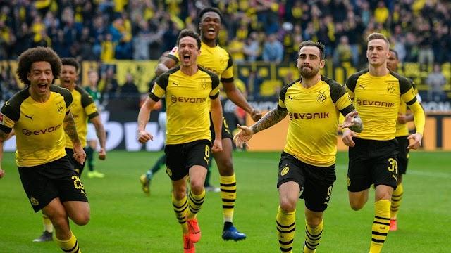 Kekuatan Trio Borussia Dortmund Berpeluang Bisa Mengalahkan Barcelona Dalam Liga Champions 2019