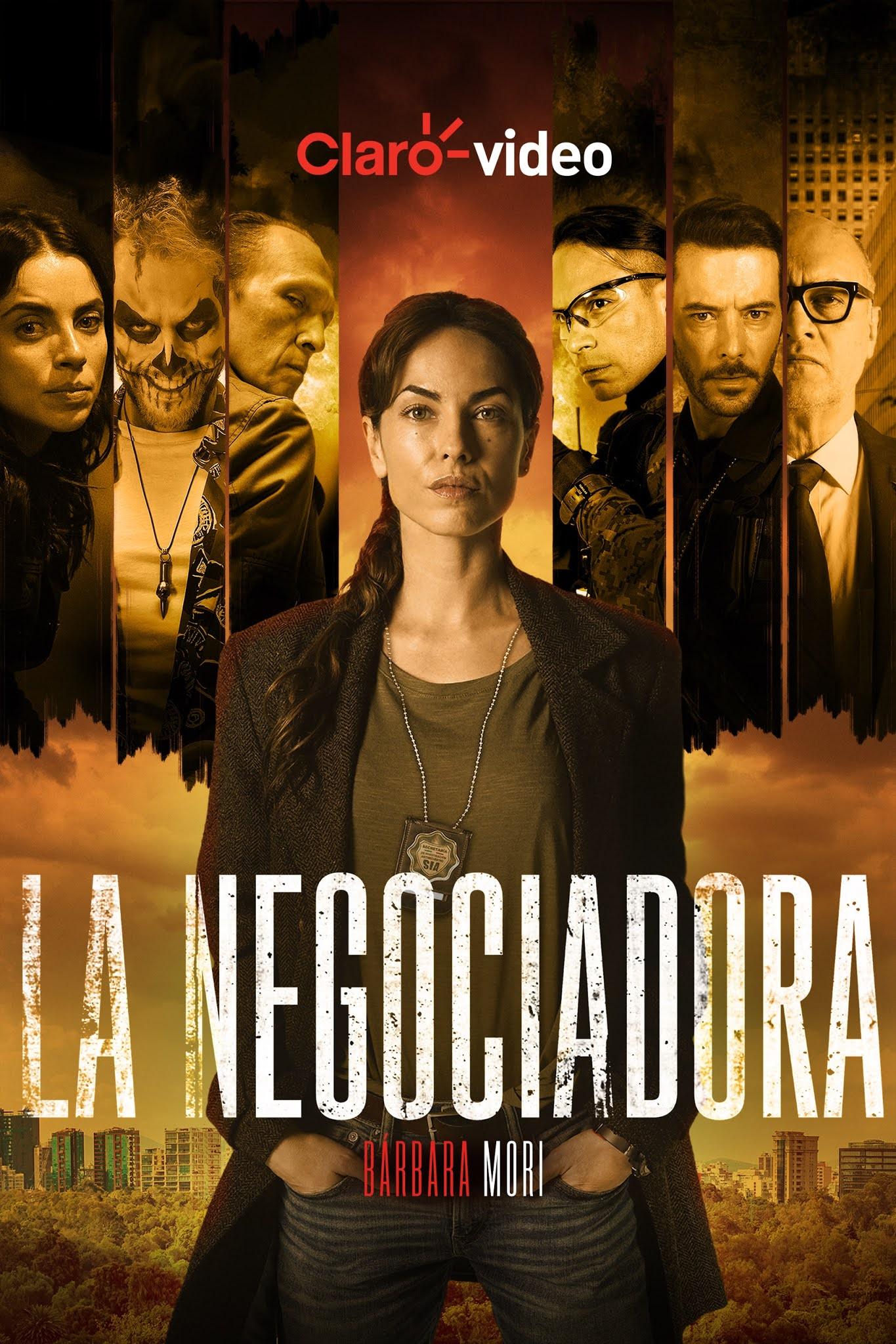 La negociadora (2020) Temporada 1 CV WEB-DL 1080p Latino
