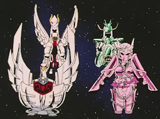 Os Cavaleiros do Zodíaco – Dublado – Episodio 42
