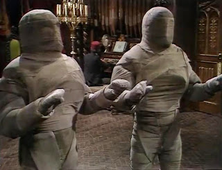 Dr Who mummies