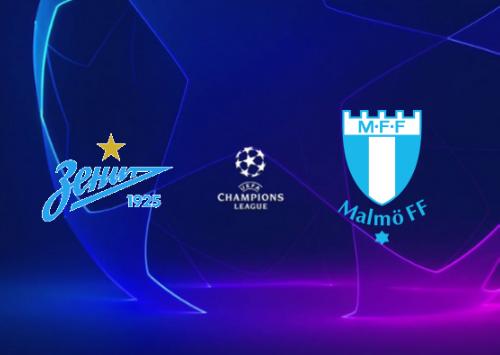 Zenit vs Malmö Highlights 29 September 2021