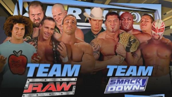 Repetición Wwe Survivor Series 2005 En Español - English