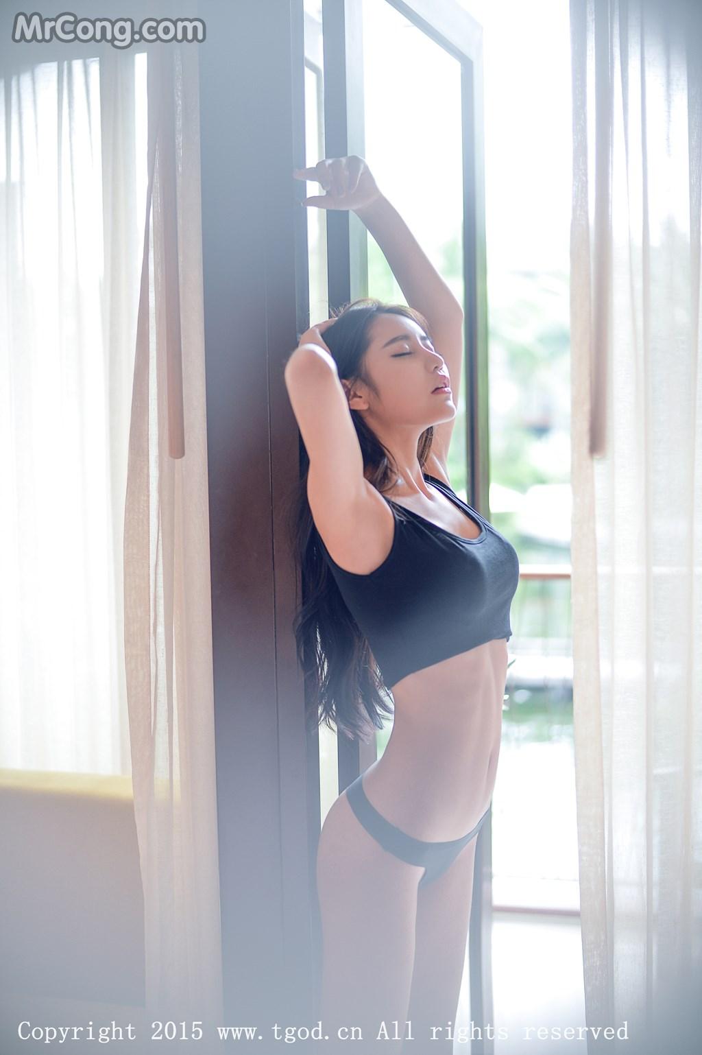 TGOD 2015-11-28: Model Xu Yan Xin (徐妍馨 Mandy) (42 photos)