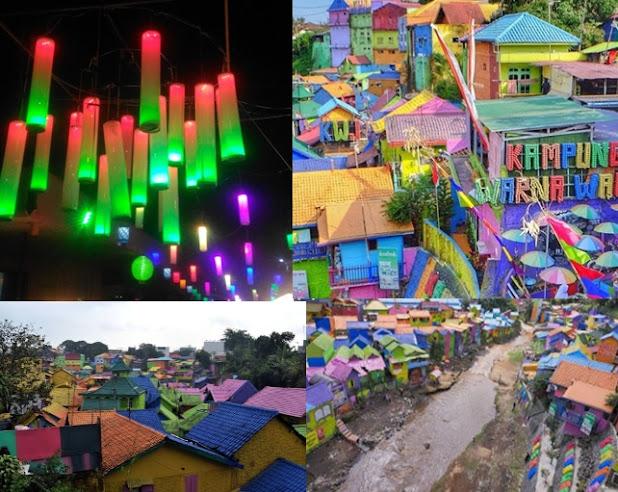 Kampung JOdipan_Tempat wisata malang hits yang instagramable